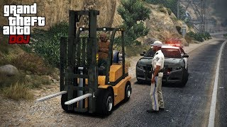 GTA 5 Roleplay - DOJ 401 - Unroadworthy Vehicles