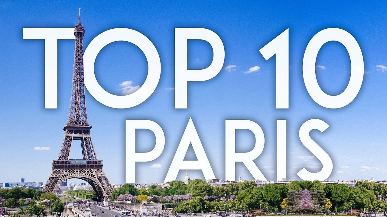 Download TOP 10 Things to Do in PARIS | France Travel Guide MP3 Gratis