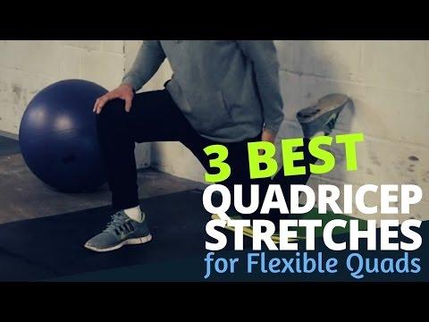 3 Best Quadricep Stretches for Flexible Quads
