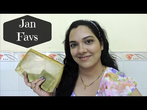 Monthly Favorites   January 2017   beautywithsneha