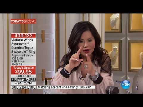 HSN | Victoria Wieck Jewelry Anniversary 09.21.2016 - 01 AM