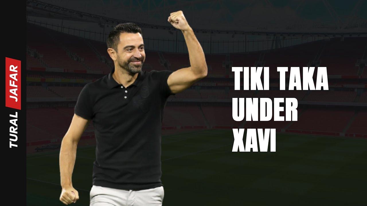 Al Sadd 2021 ● Tiki Taka & Teamplay ● Under Xavi Hernandez Football