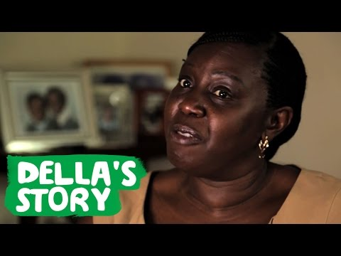 Being diagnosed with breast cancer - Della's story
