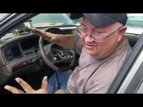 How to remove a steering wheel without a puller tool, with Zorin