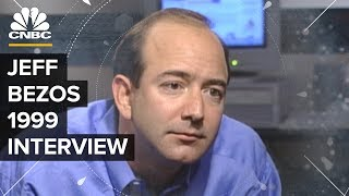 Download Jeff Bezos In 1999 On Amazon's Plans Before The Dotcom Crash Video