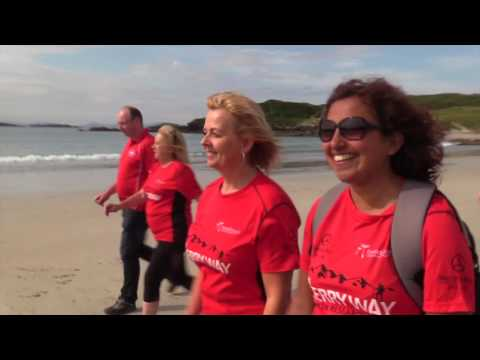 Kerryway Fundraising Walk 2017