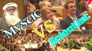Sadhguru And Scientist Explores Mysticism And Science