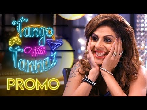 Tango With Tannaz | Promo | Comedy Chat Show With Tannaz Irani | FrogsLehren | HD