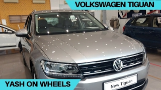Volkswagen Tiguan India Review | Yash on Wheels