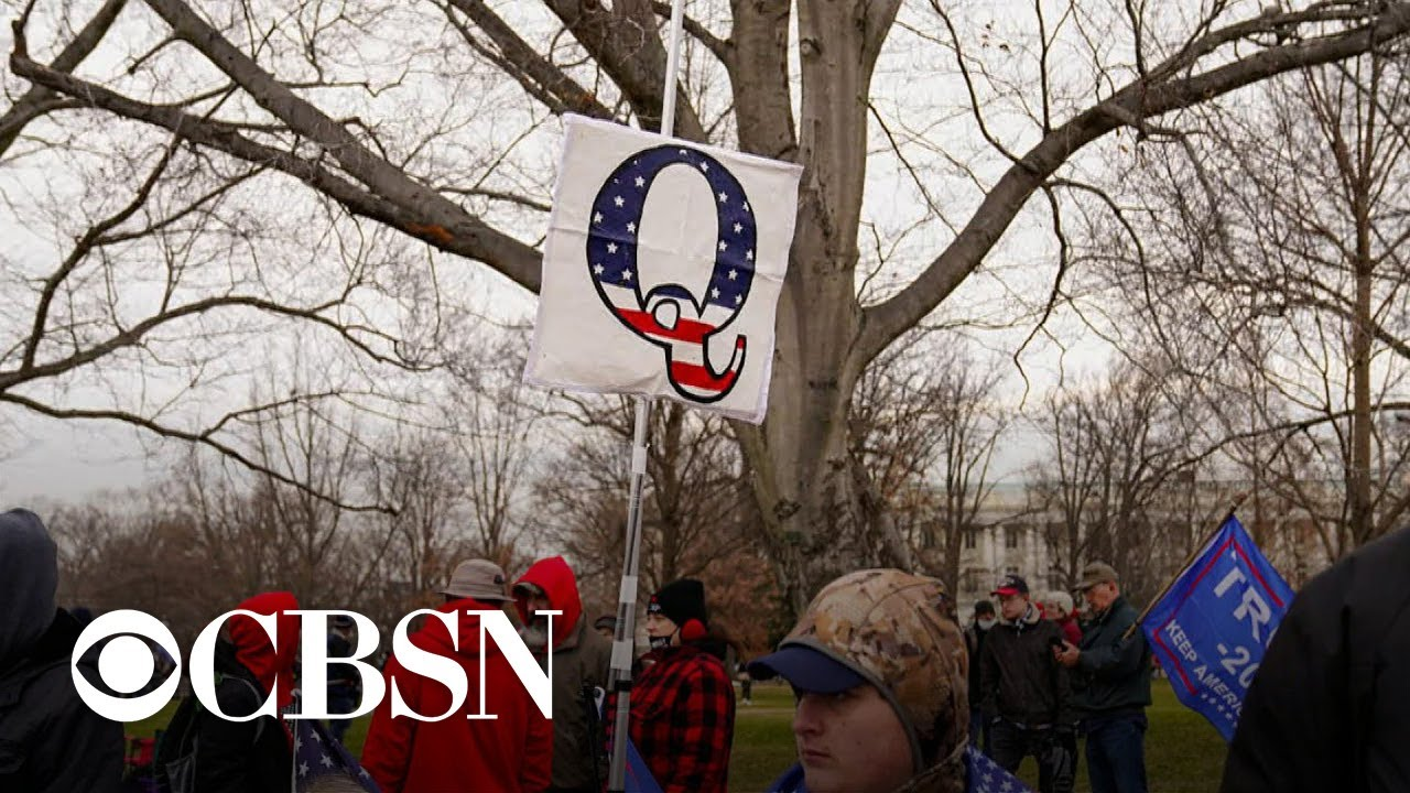 QAnon believers hit with disappointment after Biden's inauguration
