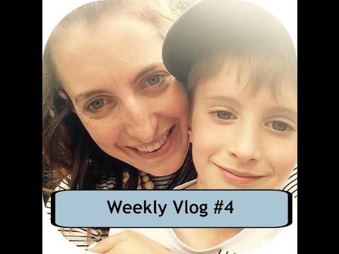 Weekly Vlog #4 | The Tummy Bug is Back!