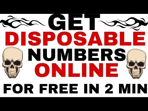 Create Your Own Philippines Numbers Online For Free || Get Disposable Number
