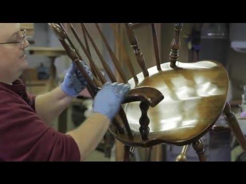 How to Repair Smoke Damage to Wood Furniture : Furniture Repair & Refinishing