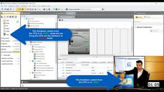 Yaskawa Speed7 Studio | Deployment CPU M13 CCF000