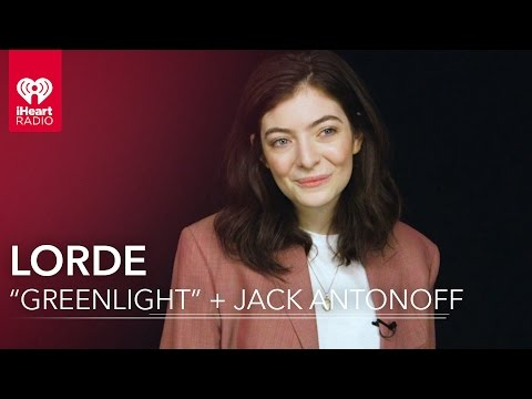 Lorde Writing 'Melodrama' with Jack Antonoff   Exclusive Interview