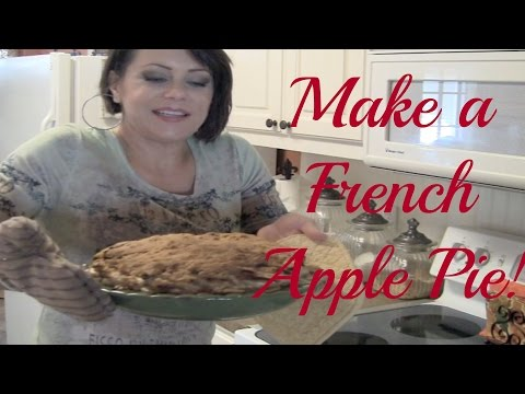 How to Make French Apple Pie with Heather Bloom