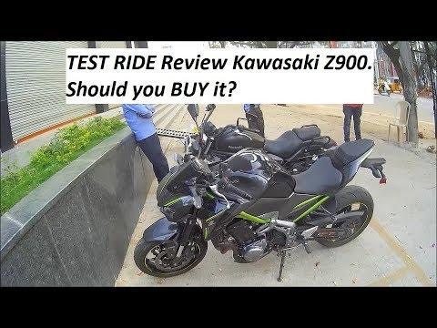 TEST RIDE Review Kawasaki Z900. Should you BUY it?