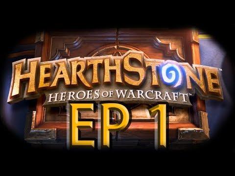 Hearthstone [ITA] [Ep 1] Il Deck Wolfer [HD]