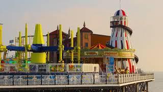 Download A Walk through BRIGHTON 🎠🇬🇧 Video