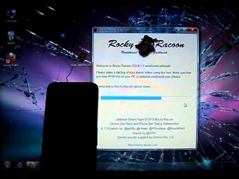 NEW Jailbreak 6.1.3 Untethered iOS iPhone 4,3GS & iPod Touch 4