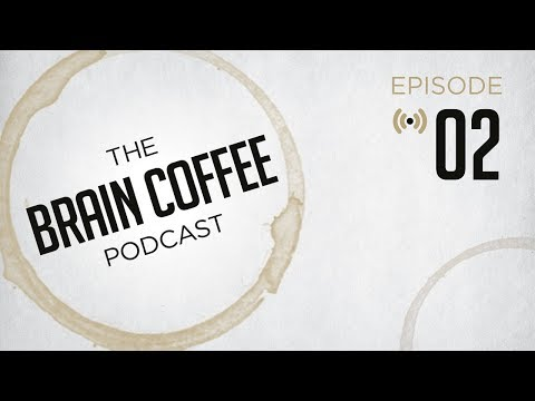Brain Coffee Video Podcast Episode 2 – Midlife Crisis