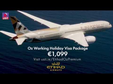 The Ultimate Aussie Bucket List - sponsored by Etihad Airways