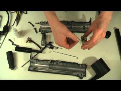 How a Tippmann A5 Works - Tippmann A5 Custom Parts