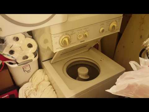 How to Replace agitator dogs Kenmore/ whirlpool 110 stackable washer dryer model # 110.88752793