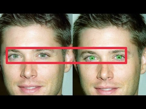 How to change Eye color in App || Best app for photo editing