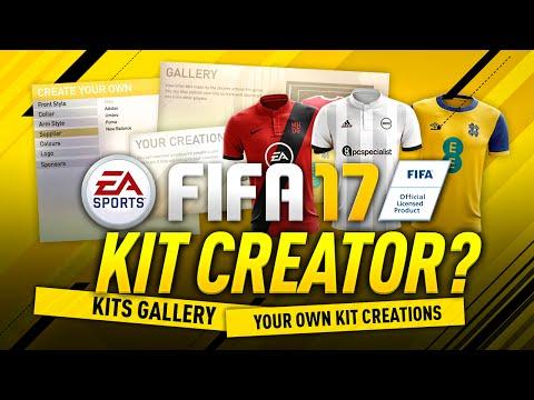 FIFA 17 KIT CREATOR?