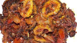 കയ്പ്പില്ലാതെ ക്രിസ്പി കയ്പക്കാ ഡ്രൈ കറി ചപ്പാത്തിക്ക്/ crispy bittergourd curry/by jaya