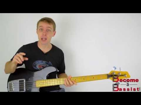 How To Strengthen Your Pinky On Bass