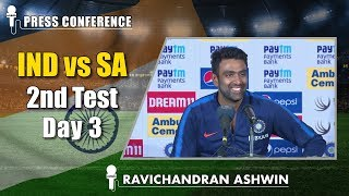 Follow-on will depend upon the bowlers' recovery - Ashwin