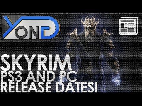 Skyrim: Dragonborn - PS3 & PC Release Date! Dawnguard & Hearthfire PS3 Incoming!