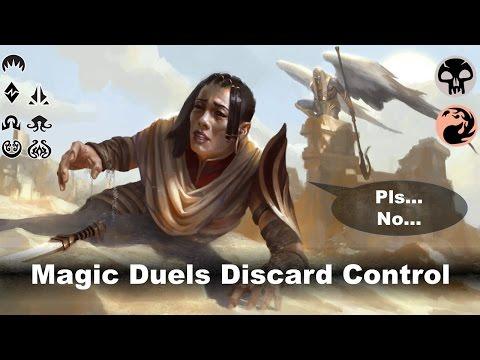 Magic Duels Discard Control