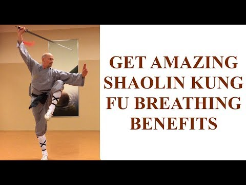 How and Why Breathing Retraining Greatly Benefits Shaolin Kung Fu Practice