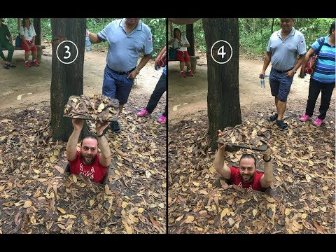 Cu Chi Tunnels tour from Ho Chi Minh City by luxury speedboat