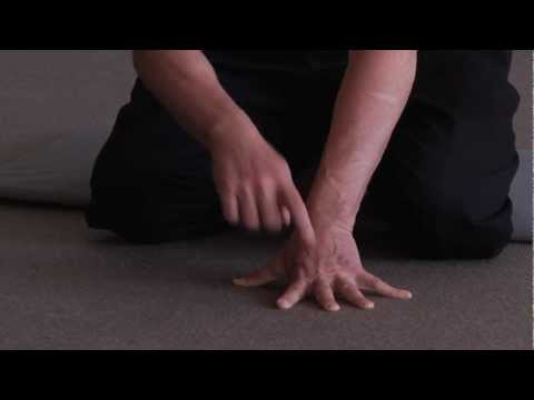 Stretching exercises: how to stretch fingers, thumb, wrist, hand and forearm