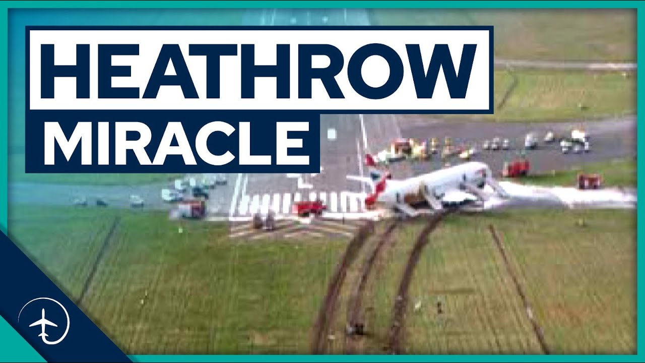 How this Aircraft lost BOTH engines and landed!