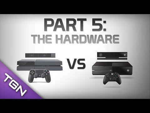 Playstation 4 vs Xbox One : Part 5 - The Hardware