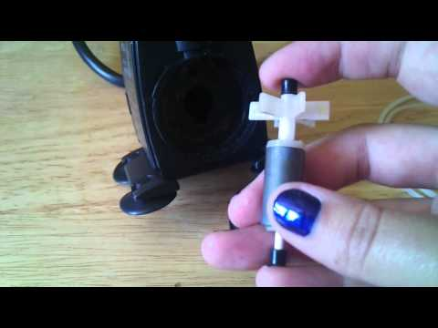 How To Disassemble And Clean An Aquarium Powerhead