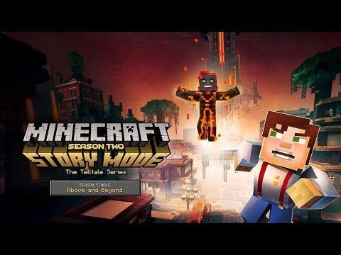 Minecraft: Story Mode - Season Two Finale Trailer