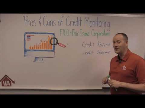Credit Monitoring Pros and Cons | Credit Monitoring Services