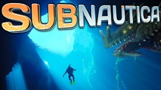Subnautica | Part 32 | DEEPEST POINT IN THE GAME!!