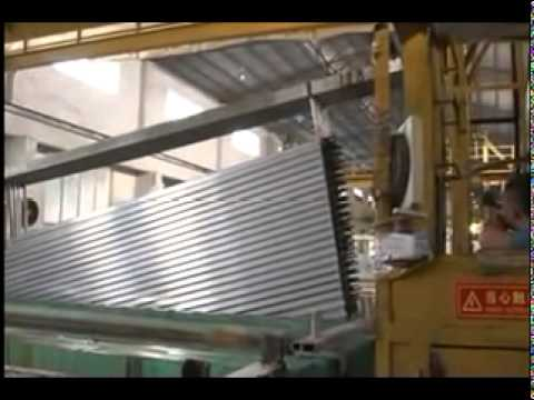 4000 Tons aluminium extrusion profiles press Line