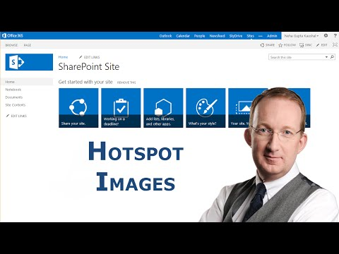 Create SharePoint 2013 image with clickable regions