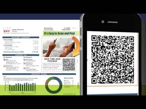 QR Bill: Mobile Bill Payment with QR Codes