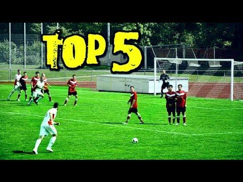 TOP 5 GOALS of the WEEK #28 ⚽ 2012 | Best YouTube Free Kicks & Shots