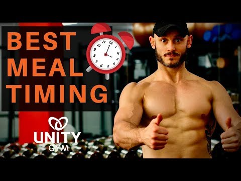 Build Muscle Faster Ep.3 | Meal Planning Hack | How To Time Your Meals Right