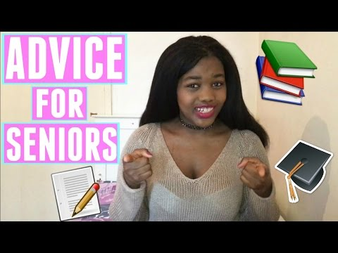 ADVICE FOR SENIORS | How To Survive Matric / High School || ♡ Tamara Ten